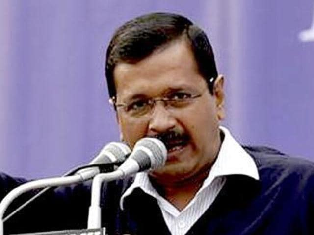 Akalis and the Congress are jointly fighting elections: Delhi CM