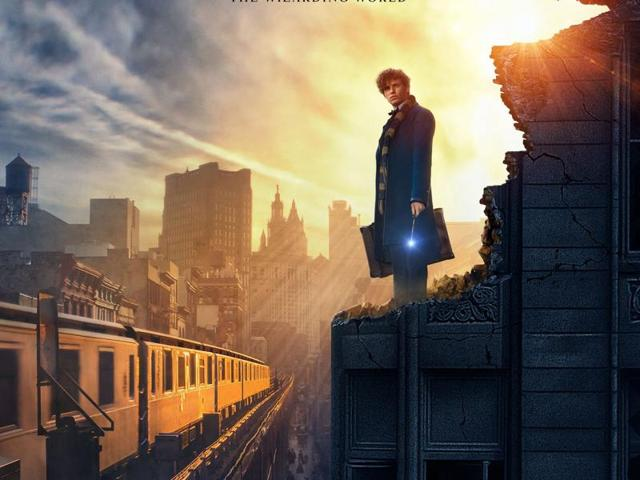 Fantastic Beasts and Where to Find Them opens on November 18.