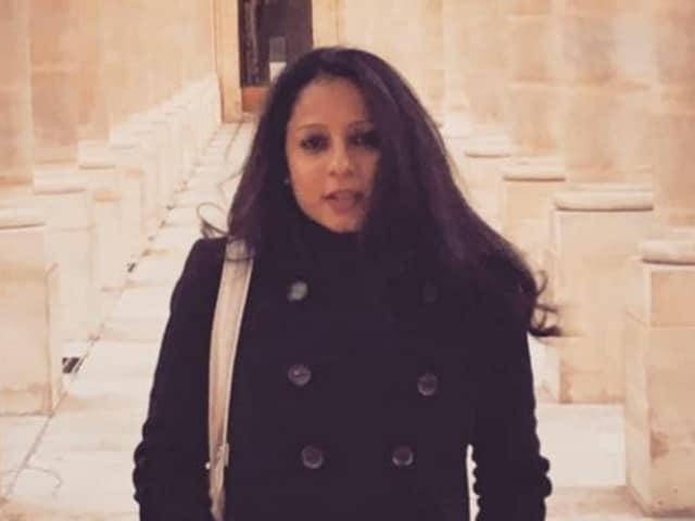Monika Ghurde, 39, was a perfumer and researcher based in Goa.