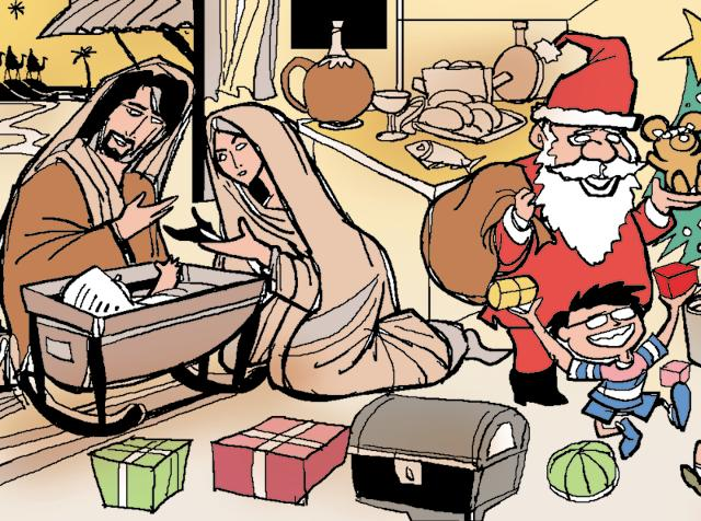 Today, the festival of Christmas, celebrated across the globe has come to signify 'the season to be jolly'.