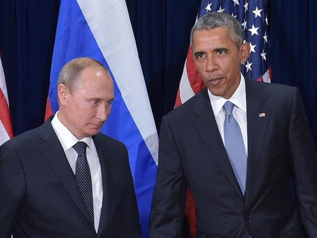 US blames Russia