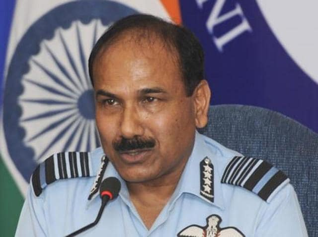 Air Force Chief Arup Raha's comments come amid heightened tension between India and Pakistan after a militant attack on an army at Uri in Jammu and Kashmir left 19 soldiers dead.