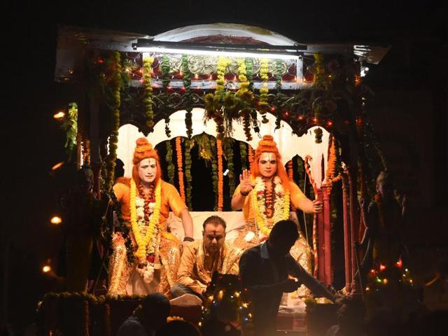 Ram,Chandni Chowk,Sita