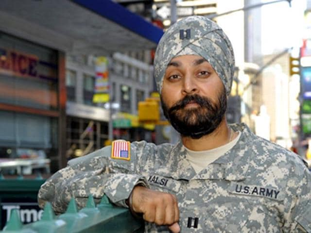 Until now, Sikhs and others must be granted a permission to serve in the US Army while maintaining their articles of faith.