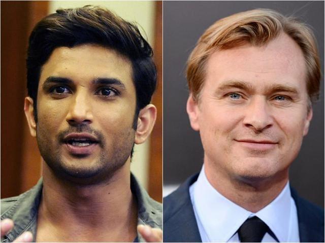Sushant Singh Rajput,Christopher Nolan,MS Dhoni: An Untold Story