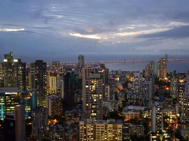 Between 1991 and 2001, Mumbai's population increased from 9.92 million to 11.97 million.