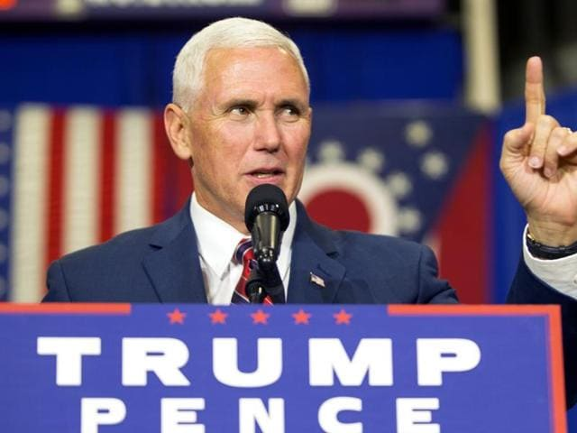 Donald Trump,Mike Pence,Trump's lewd remarks
