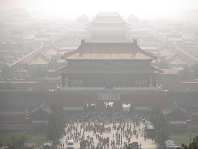 China emssions