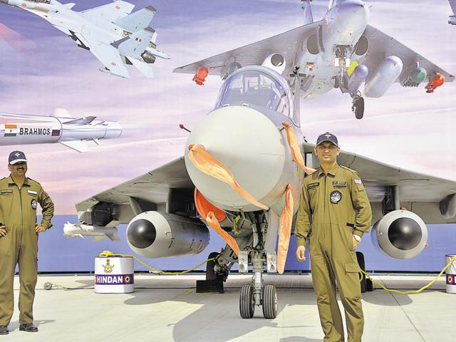 84th IAF Day,light-combat aircraft,IAF squadron number 45