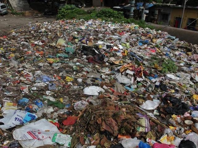 Mumbai,Garbage,Dumping ground