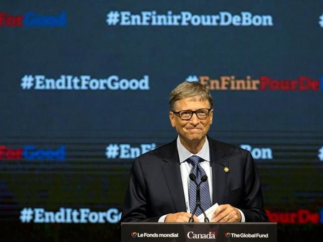 Microsoft's co-founder Bill Gates topped the list for the 23rd year in a row.