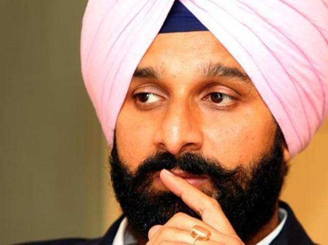 Bikram Singh Majithia