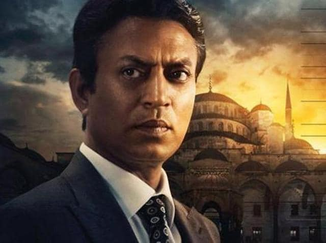 Come October 14, Irrfan will be seen joining Hollywood actor Tom Hanks in his quest to save the world on the silver screen in Oscar-winning director Ron Howard's film Inferno.