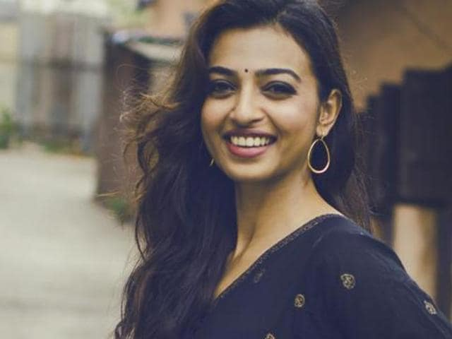 Radhika Apte's recently released film Parched is produced by Ajay Devgn.
