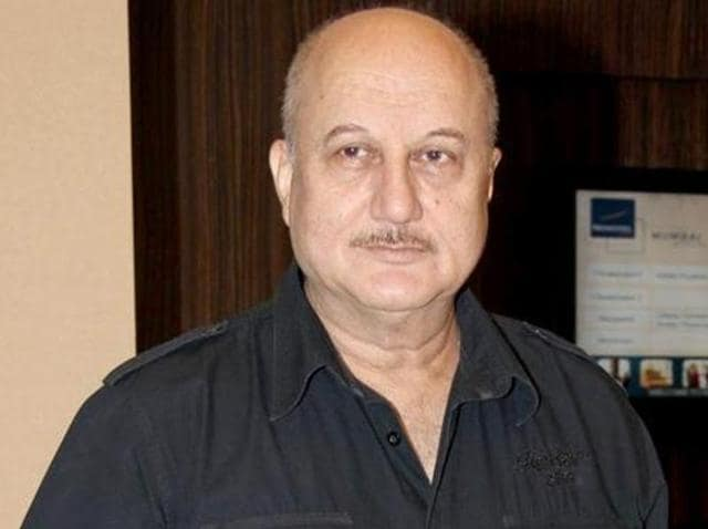 Anupam Kher's first TV show as a producer, Khwaabon Ki Zamin Par, was first aired on Zindagi channel on October 3.