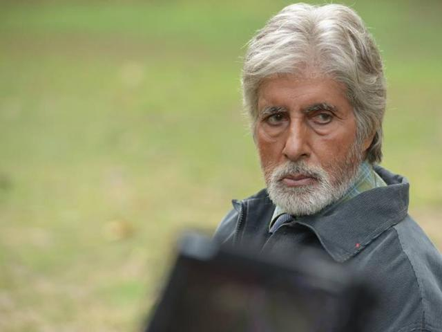 Amitabh Bachchan's last film Pink was a box office success.