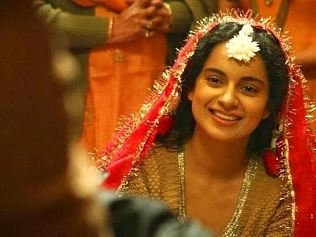 Queen was directed by Vikas Bahl.