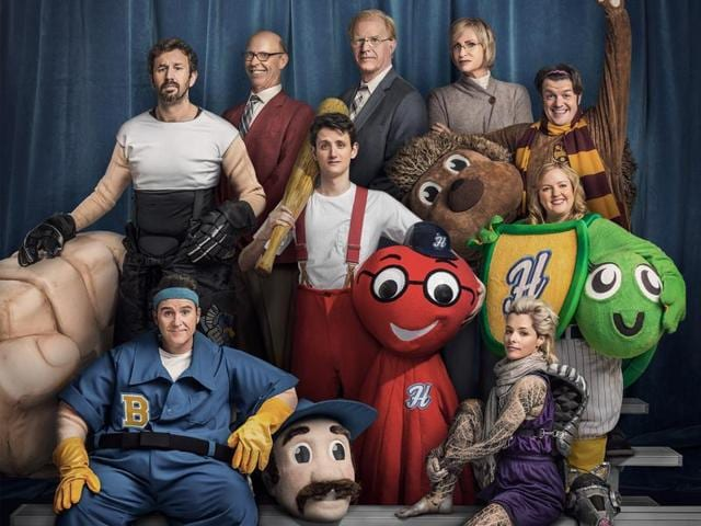 Mascots is an occasionally funny film, but not a consistently funny one.