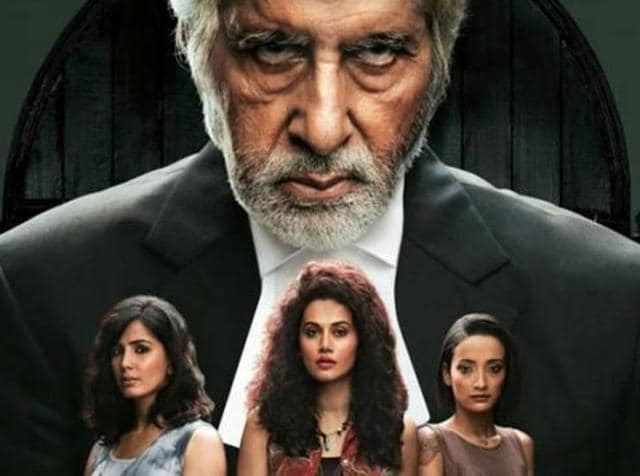 Amitabh Bachchan again reconfirmed his authority in Bollywood with Pink.