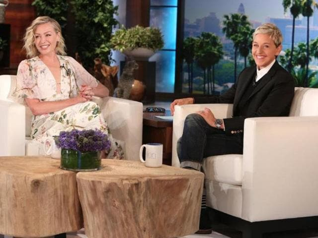 Ellen DeGeneres agrees to have baby with wife Portia to save ...
