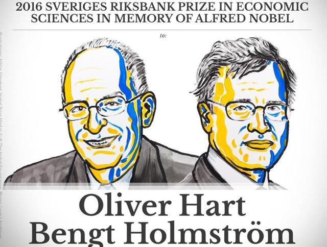 Nobel prize,Nobel prize in economics,Oliver Hart