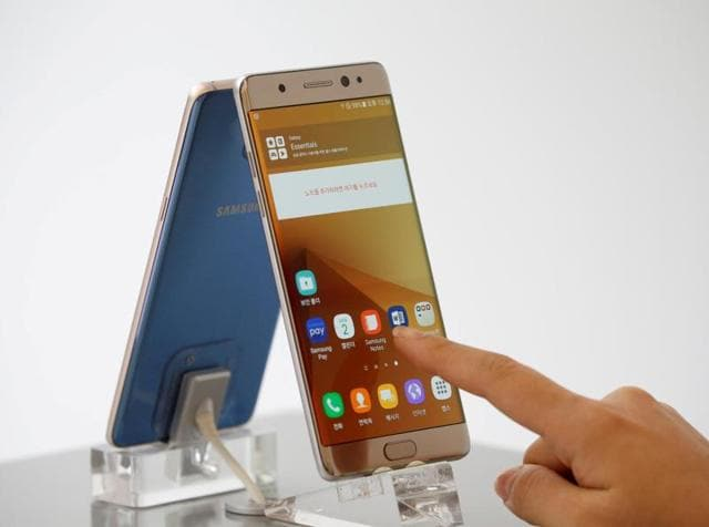Samsung electronics,Samsung Galaxy Note 7,Galaxy Note 7 production