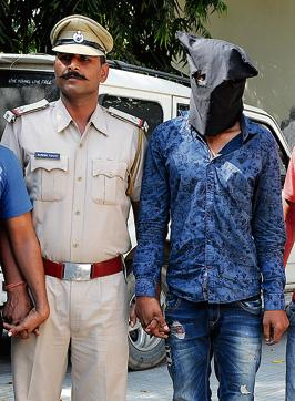 Police on Monday arrested Vikas alias Poli in connection with gangster Mahesh Attack's murder.