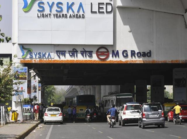 Delhi Metro,Metro stations renamed,semi-renaming