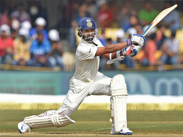 Ajinkya Rahane,India vs New Zealand,Indore Test