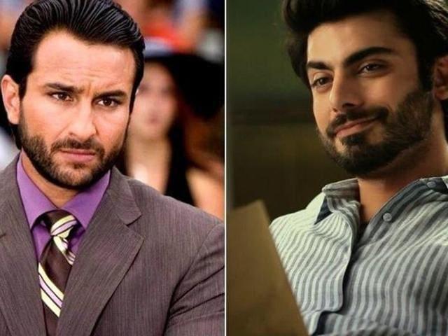 Fawad Khan,Ae Dil Hai Mushkil,Saif Ali Khan