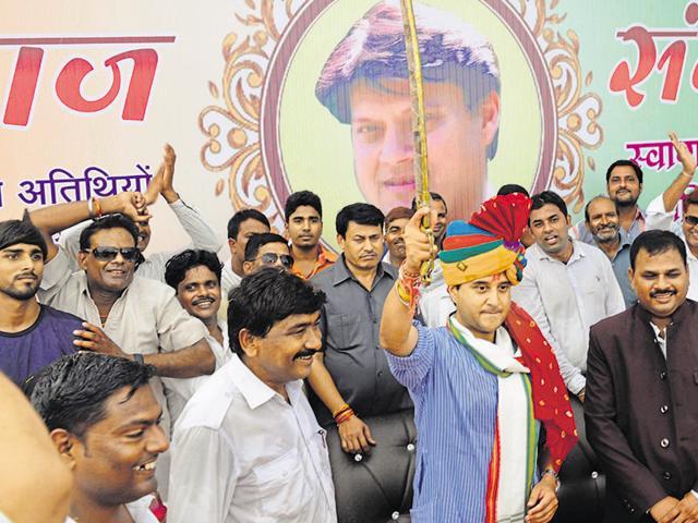 Gwalior,Jyotiraditya Scindia,social and political issues