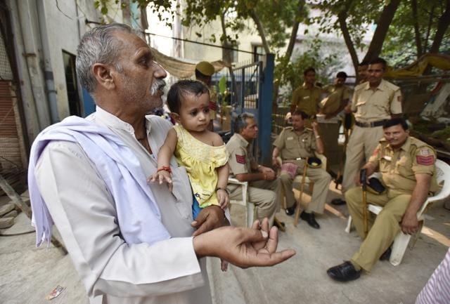 Trilokpuri,Communal violence,Delhi