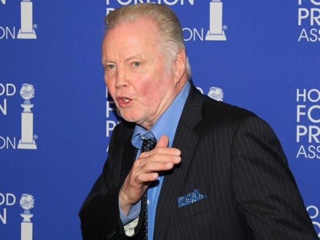 Jon Voight attends the The Hollywood Foreign Press Association (HFPA) Annual Grants Banquet, in Beverly Hills, California.