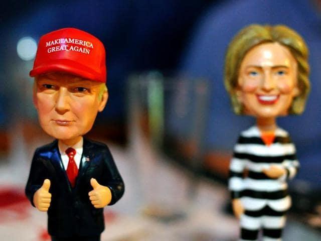 Donald Trump,Hillary Clinton,US presidential debate