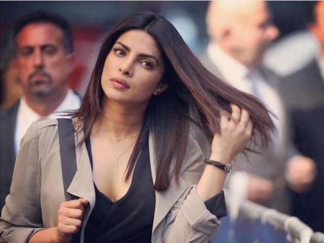 Priyanka Chopra is currently seen in the second season of Quantico, in which she plays Alex Parrish, a CIA agent.