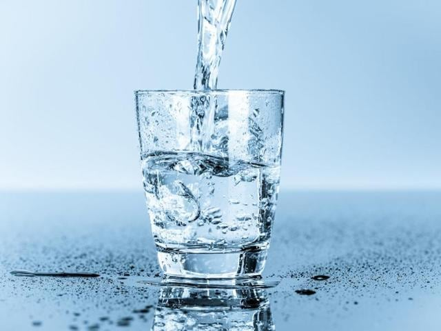 A new study found that people who drank a couple of glasses of water before every meal lost over 4kg during a three-month period.