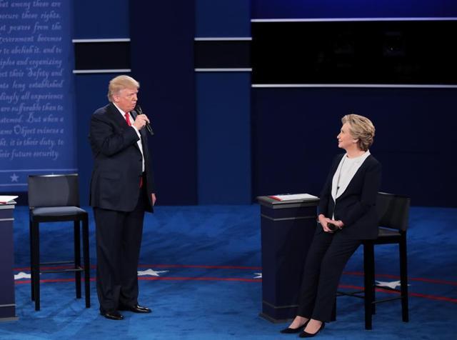 Trump,Hillary,Indian-Americans