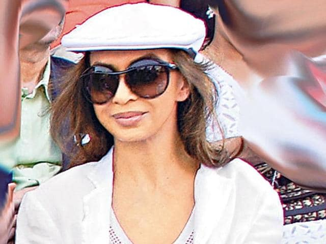 Parmeshwar Godrej was known for her work in combating AIDS through the Heroes Project.