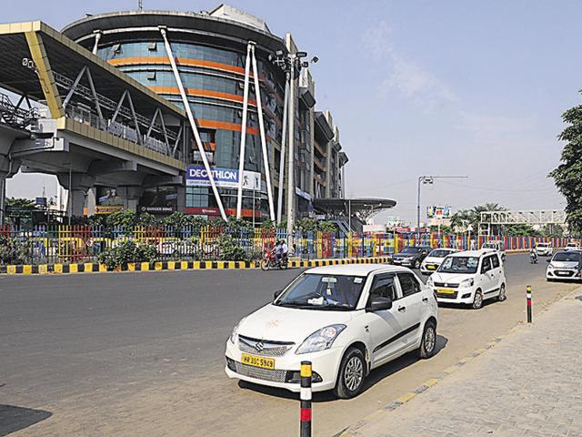 Gurgaon,Ola,uber