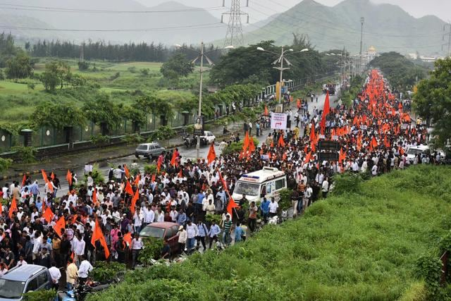Reservations being a subject for the Centre, if the state government must legislate, it will have to take a portion out of the OBC quota to hand it to Marathas, who have been holding silent marches.