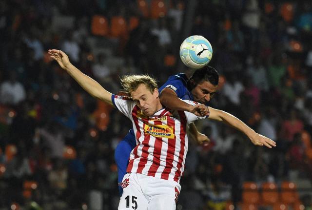 Indian Super League,Mumbai City FC,Atletico de Kolkata