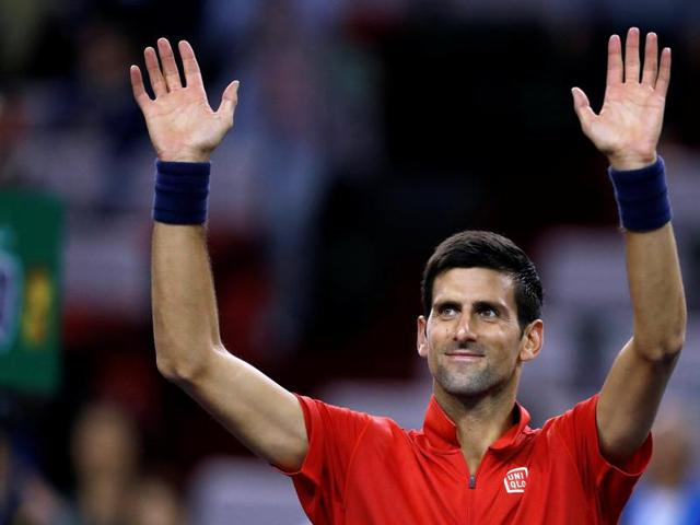 Djokovic has been in a funk since completing a career Grand Slam at the French Open in June.