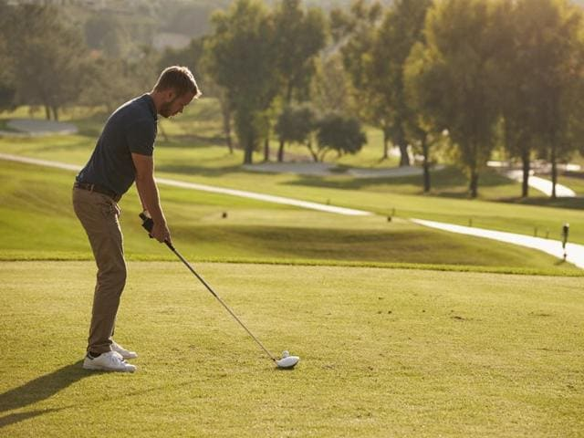 Golf has a host of benefits for players' physical and mental well-being.