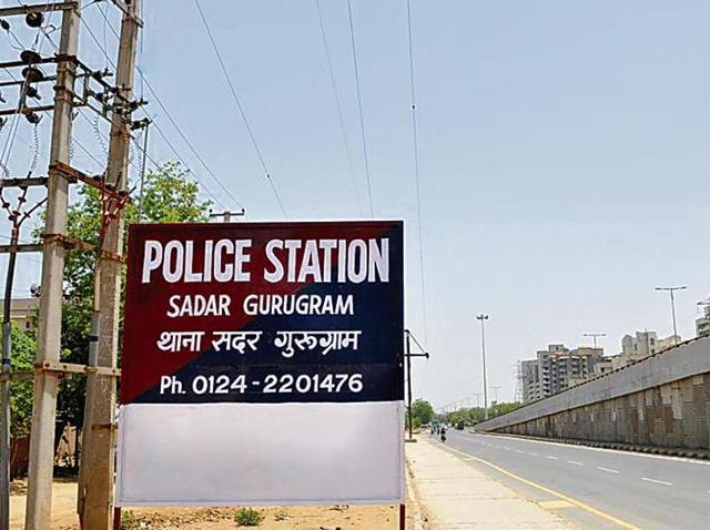 Gurgaon police,Har Samay portal,Right to Information (RTI) Act