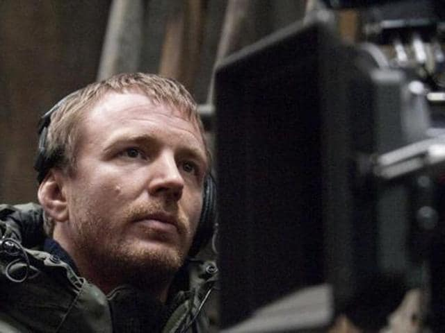 Ritchie made his name directing snappy crime thrillers such as Lock, Stock and Two Smoking Barrels and Snatch.