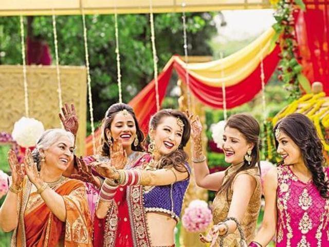 Chandigarh weddings,Punjab,Madhya Pradesh