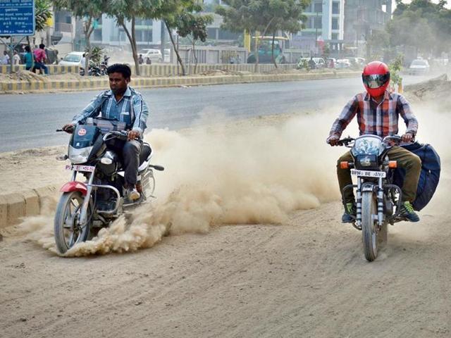 pollution,air we breathe,construction dust