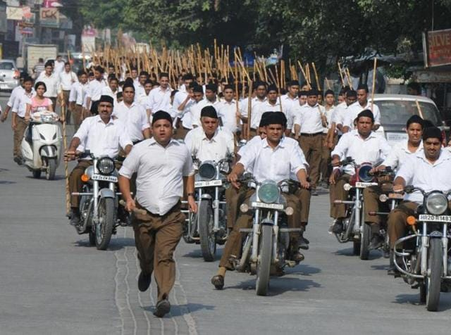 The RSS has also effected major organisational changes in the state and has carved out rural and urban segments apart from appointing separate pracharaks to focus on their core areas.