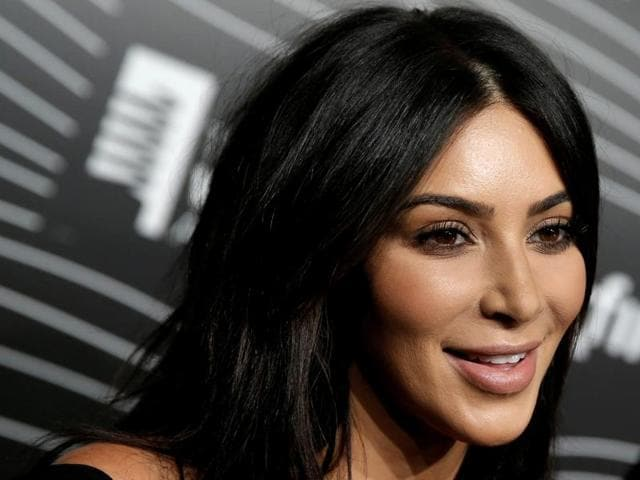"""Reality TV star Kim Kardashian, in a suit filed in New York, said that she was """"victimized by an online gossip tabloid."""""""