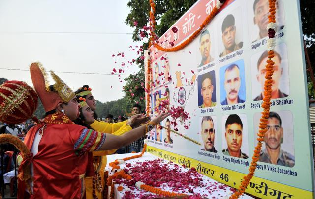 Uri attack,Chandigarh,Dussehra celebrations